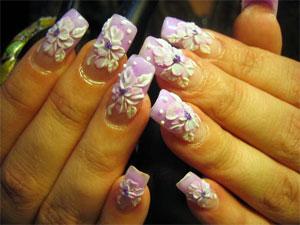 Спб лепка на ногтях