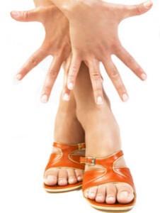 Основные заболевания ногтей