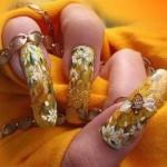 Красивые ногти как условие женской привлекательности