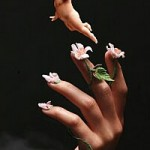 Некоторые факты из истории наращивания ногтей