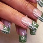 Рисунки на ногтях: делаем сами