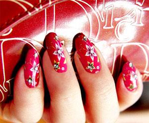 Nail-Art: элементы декора ногтей