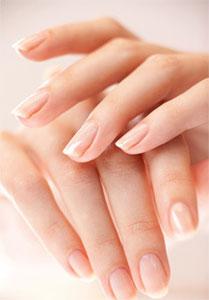 Легкий уход за натуральными ногтями
