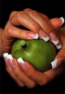 Классификация моделирования ногтей при помощи фаз