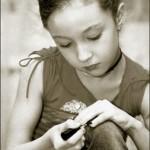 Детский маникюр для маленьких модниц