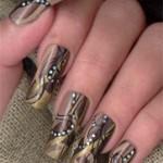 Красивые длинные ногти — это не так сложно
