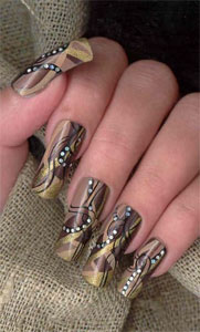 Красивые длинные ногти - это не так сложно