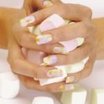 Дизайн ногтей «Шахматная мозаика»