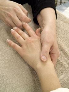 Массаж ногтей: полезно и доступно