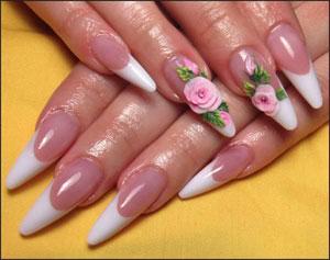 Хирология - тайное знание о ногтях