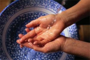 Рецепты от потливости рук
