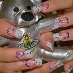 Наращивание ногтей на типсах: особенности технологии