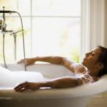 О пользе лечебных ванн