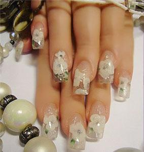 Форма искусственных ногтей