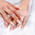 Наращивание ногтей методом обертывания