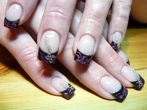 Дизайн ногтей элегантный