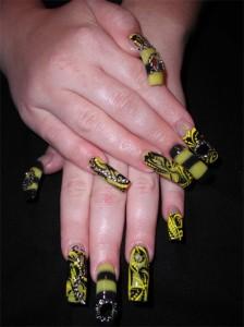 Пчелиный дизайн
