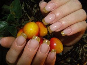 Линия улыбки: простой секрет красивых ногтей