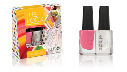 Модная коллекция The Look от CND