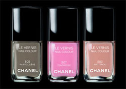 Le Vernis от Chanel