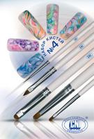 CNI представляет набор кистей для дизайна ногтей