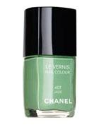 Chanel представляет лак мятного цвета
