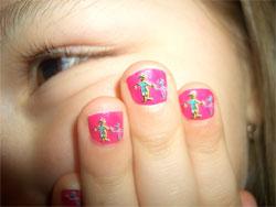 Детский маникюр: основные особенности