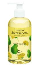 Мыло для рук и тела Creative Scentsations
