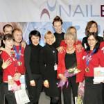 Японские мотивы на конкурсах NailExpo