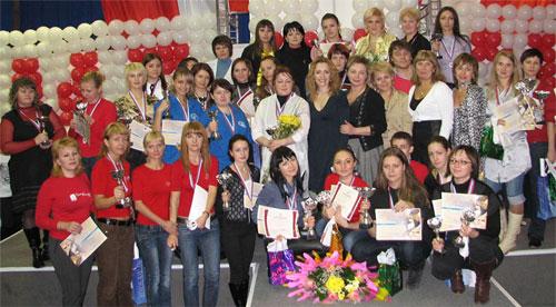 Итоги V Межрегионального конкурса мастеров по маникюру