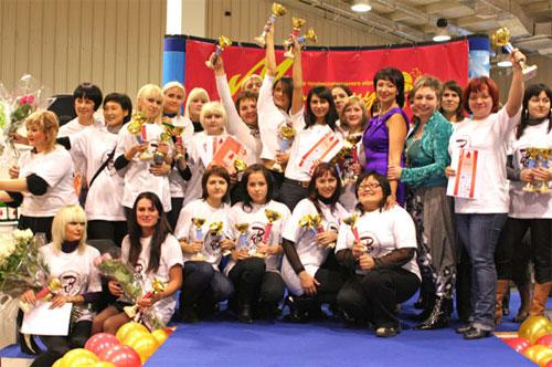 VII Чемпионат Азии по маникюру
