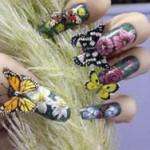 Материалы для ногтевого дизайна