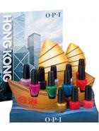 Весенняя коллекция лаков Hong Kong от OPI