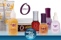 Компания ORLY получила премию Reader's Choice 2009