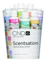 Ароматные лосьоны Creative Scentsations от CND