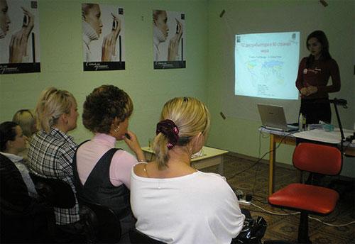 Выездные семинары специалистов учебного центра ОлеХаус