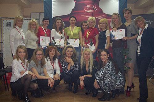 Праздник маникюра в Томске