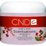Новый скраб Creative Scentsations «Зимняя ягода»
