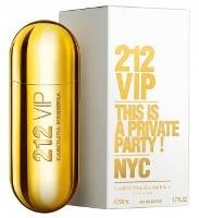 212 VIP - аромат творчества из Нью-Йорка