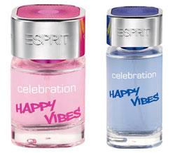 Новые ароматы Celebration от Esprit
