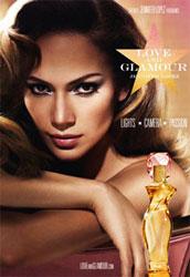 Дженифер Лопес начинает рекламу нового аромата