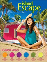 Летняя коллекция China Glaze Island Escape