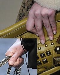 Модные ногти в 2011 году