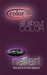 лаки для ногтей Color Club и Art Club