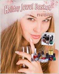 Коллекция Holiday Jewel Basket от Nubar