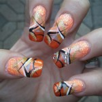 Дизайн ногтей «Хэллоуин»