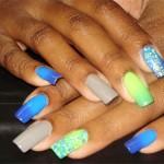 Дизайн ногтей «Фантазия»