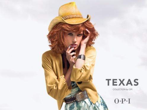 Лаковая коллекция OPI Texas