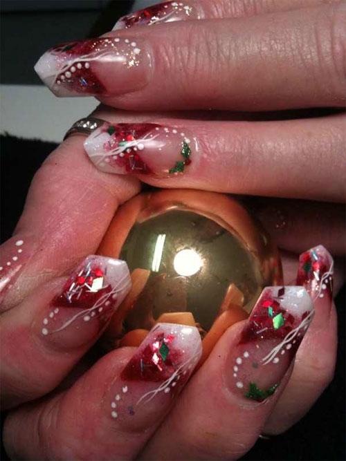 Рождественские лезвия