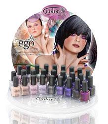 Новая коллекция лака Color Club - Alter Ego